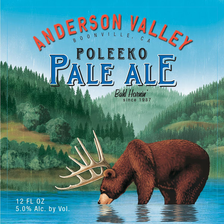 Logo of Anderson Valley Poleeko Pale Ale