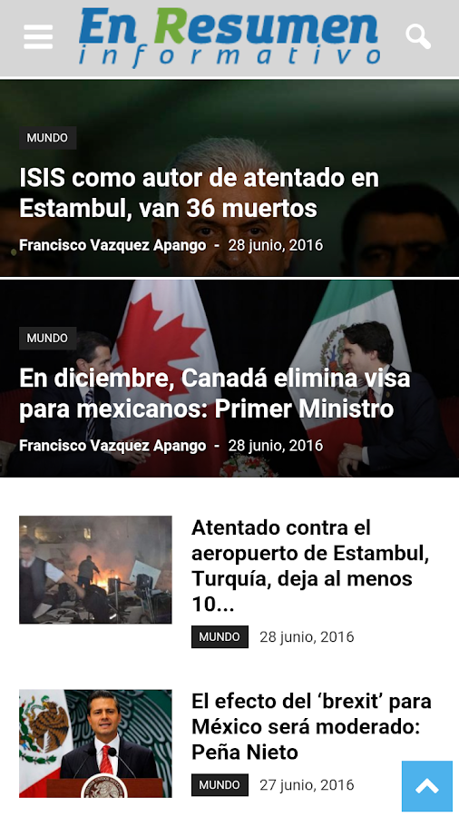 En Resumen- screenshot
