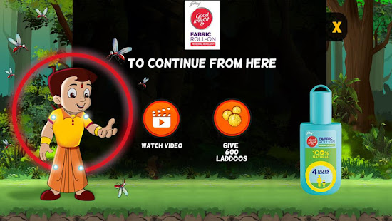 Game Chhota Bheem Jungle Run APK for Windows Phone