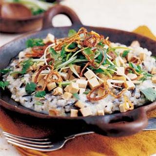 Wild Rice Congee