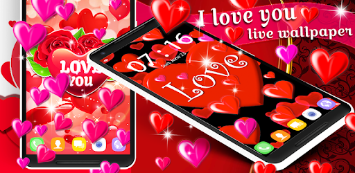 I love you live wallpaper - Apps on Google Play