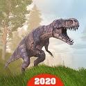 Dinosaur Hunter 2019 -  Free Gun Shooting Game icon