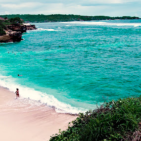 Dream Beach Indonesia  by Andi Irawan - Landscapes Beaches ( holiday, sea, places of interest, beach, landscape )