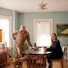 Photo: title: Betsy + Steve Tesh, Portland, Maine date: 2014 relationship: friends, art, met through Chris Keister years known: Betsy 10-15, Steve 0-5