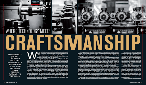 Global Coffee Report Magazine screenshot 2