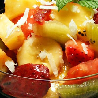 Pina Colada Salad Recipes