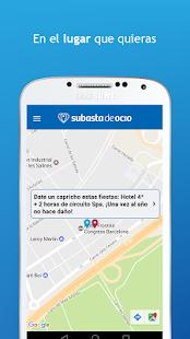 Subasta de Ocio - Ofertas - náhled
