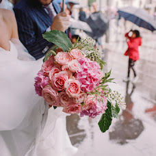Wedding photographer Oksana Guryanova (OxanaG). Photo of 27.09.2016