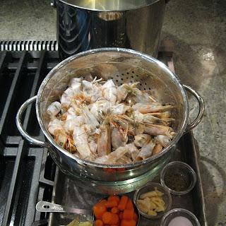 Shrimp Stock