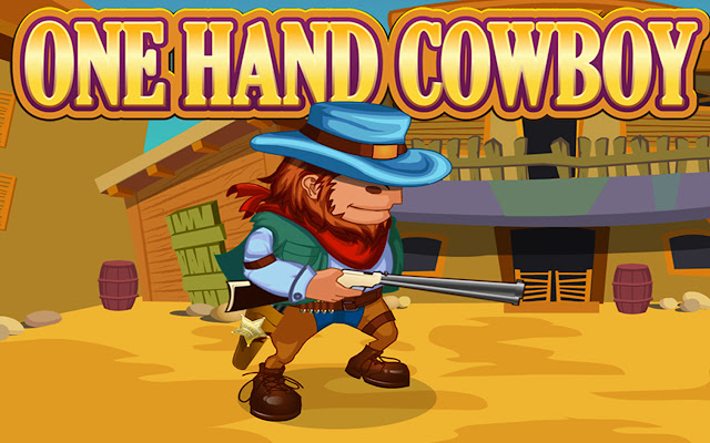 One Hand Cowboy Game