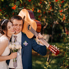 Wedding photographer Olga Nikolaeva (avrelkina). Photo of 21.07.2019