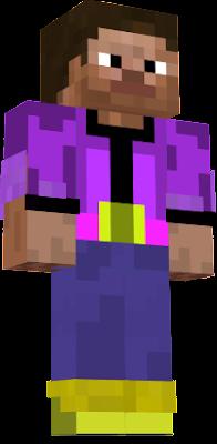 Skin Youtuber, the developer Neon_Cat.