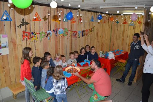 fête d'anniversaire au Jarditrain dans le Vaucluse