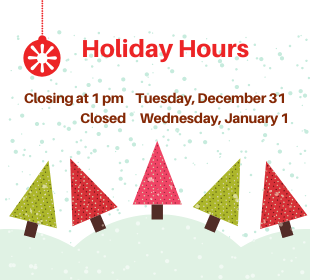 New Year's Closing Hours