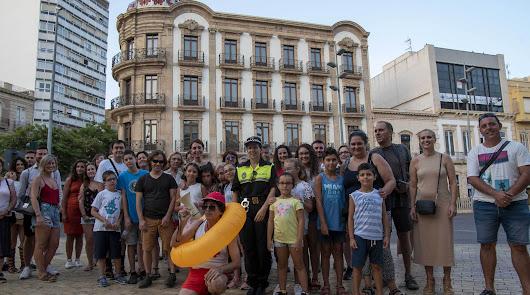 Una visita a la Almería que mira al mar