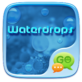 Waterdrops GO SMS