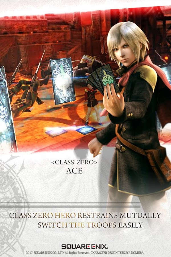 FINAL FANTASY AWAKENING:SE Authorize 3D ARPG- screenshot
