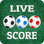 Live Football Scores - Soccer Schedule & Results