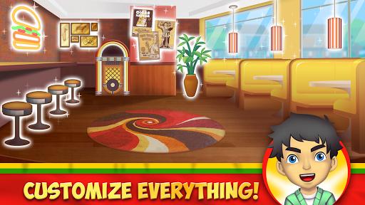My Burger Shop 2 - Fast Food Restaurant Game modavailable screenshots 2