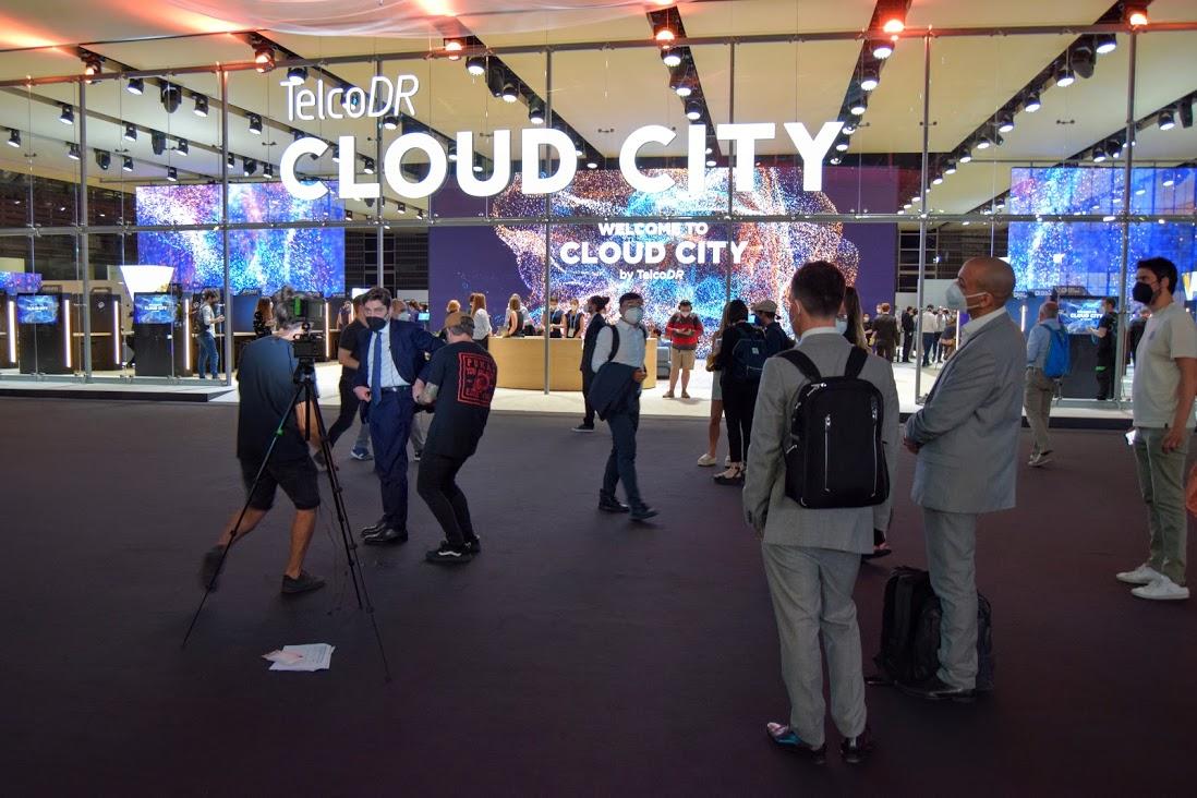 TelcoDR Cloud City