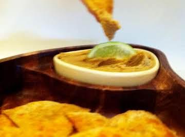 World's Best Chipotle,Garlic Hummus