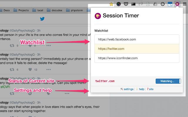 Session Timer