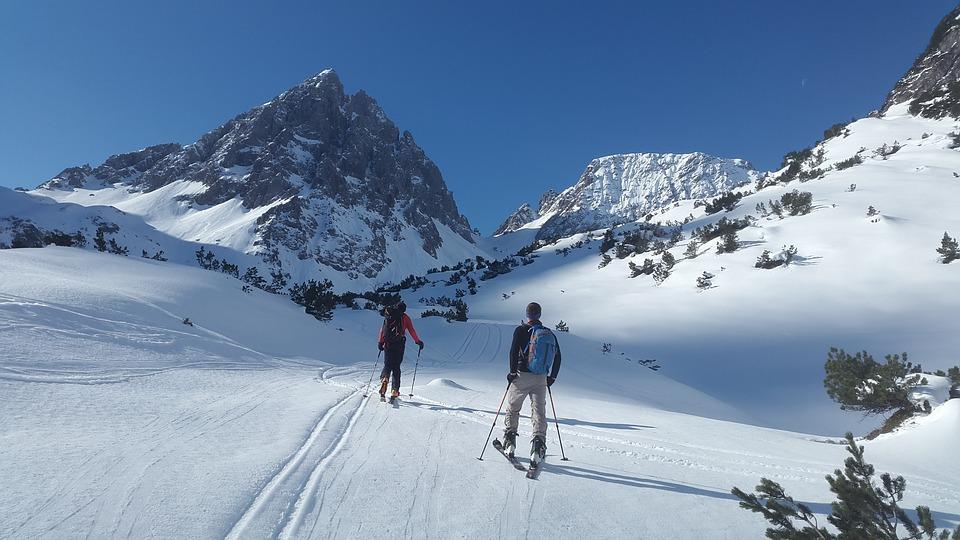 Ski Fuera De Pista, Valle De Lech, Predecesor Skitouren