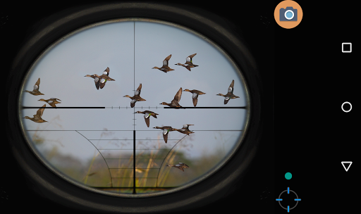 Sniper Camera Sight