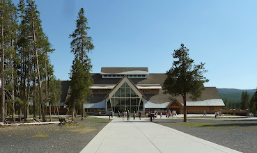 Photo: Visitors' Center