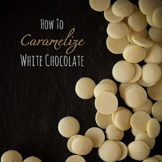 Caramelized White Chocolate (FAK Friday)