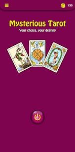 Mysterious Tarot – Free, Audible Tarot Reading App 1
