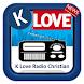 K love radio Christian