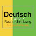 Deutsch Rechtschreibung Grundschule Trainer icon