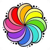 Colorflow: Libro da Colorare per Adulti