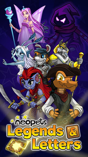 Neopets: Legends & Letters