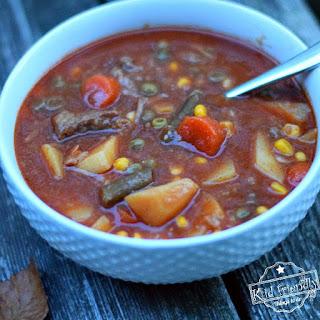 Easy Slow Cooker Beef Stew Recipe