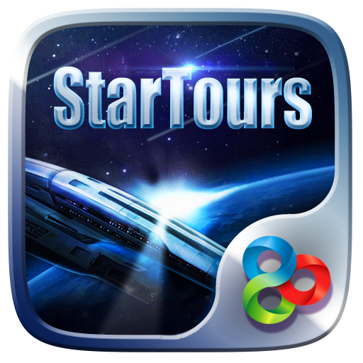 Star Tours GO Launcher Theme