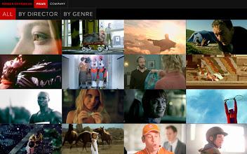 Photo: Site of the Day 9 November 2012 http://www.awwwards.com/web-design-awards/rosas-co-films