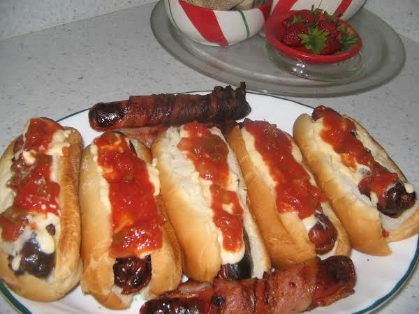 Hog Dogs- Go Tex-mex Recipe