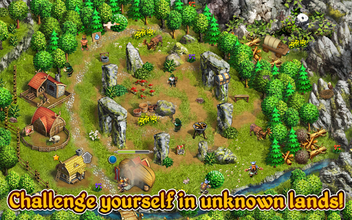 Viking Saga 1: The Cursed Ring - screenshot
