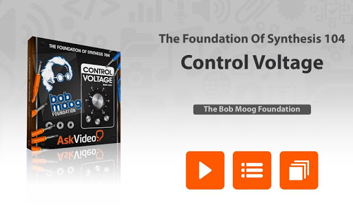 Voltage Control Course by Moog
