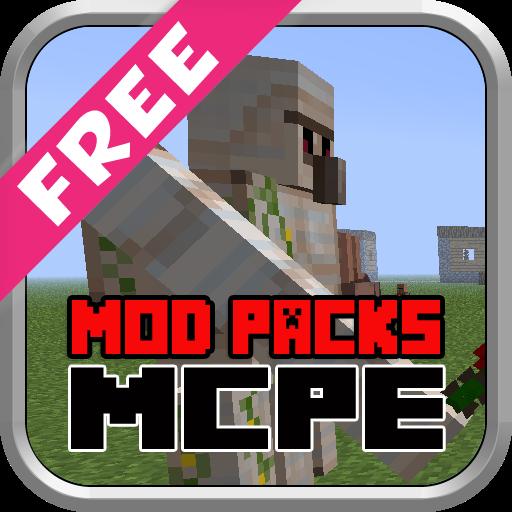 Mod Packs For MCPE