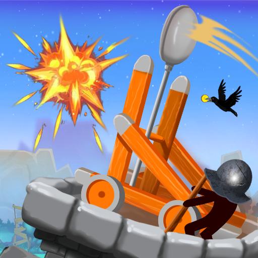 The Catapult Stickman