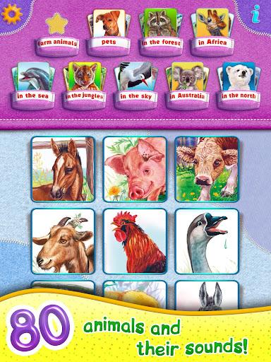Animal Kingdom for kids FULL