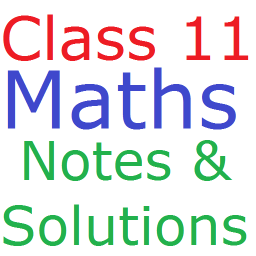 Class 11 Maths Notes And Solutions - Apps on Google Play