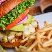 Avocado & Jack Chicken Sandwich
