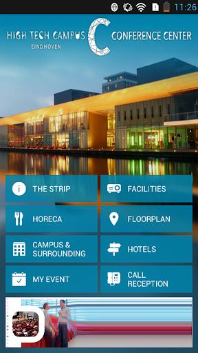 High Tech Campus Eindhoven CC