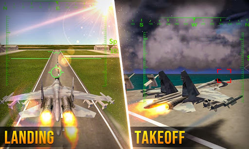 Fighter Jet Air Strike - New 2020, with VR screenshots 23