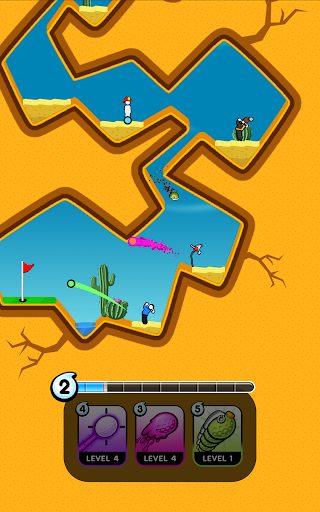Golf Blitz - screenshot