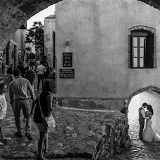 Wedding photographer Christos Aggelidis (aggelidis). Photo of 09.07.2017